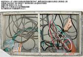 現場審驗_KH298:KH2980034~37集合總箱及各主配線箱皆未完工