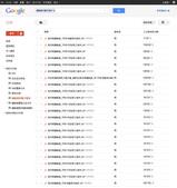 服務:Google文件_審驗案件電子卷宗_2011