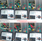 未分類相簿:KH2011533~1534_CPE三極之兩兩極間電阻值測試