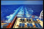 (藍寶石公主號 ):郵輪航行
