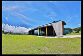 (台灣漂亮奇怪建築):壯圍沙丘旅遊服務園區