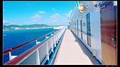 (藍寶石公主號 ):郵輪甲板