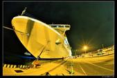 (藍寶石公主號 ):郵輪沖繩夜拍