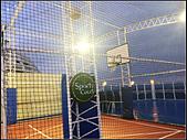 (藍寶石公主號 ):郵輪籃球場