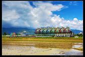 (台灣漂亮奇怪建築):礁溪 天空島上的小木屋