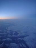 0730 飛回溫哥華  美美的天空:DSC00058