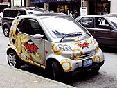 照片:Bagel 車