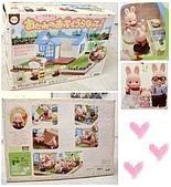 0814 娃娃屋:娃娃屋盒子上的照片太漂亮