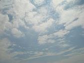 0730 飛回溫哥華  美美的天空:DSC00034
