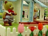 0814 娃娃屋:好像往那裡走去了