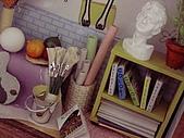手工藝品:畫室