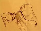 畫作~♡:一堆布