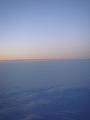 0730 飛回溫哥華  美美的天空:DSC00066