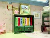 0814 娃娃屋:書櫃