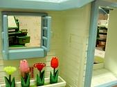 0814 娃娃屋:從外面花園拍攝到內部