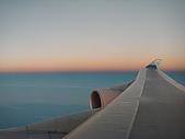 0730 飛回溫哥華  美美的天空:DSC00070