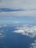 0730 飛回溫哥華  美美的天空:DSC00043