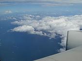 0730 飛回溫哥華  美美的天空:DSC00044