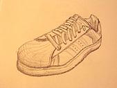 畫作~♡:球鞋