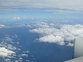 0730 飛回溫哥華  美美的天空:DSC00045