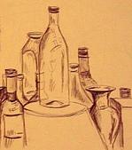 畫作~♡:更多空瓶子,空瓶子,空瓶子