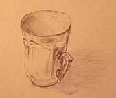 畫作~♡:杯子