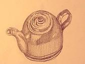 畫作~♡:茶壺