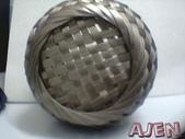 打包帶編織°單輪口:打包帶0.6cm編織