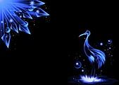 圖片:水晶鶴