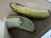 實驗°香蕉放冰箱內,皮 不發黑:MYXJ_20150822184159_fast.jpg