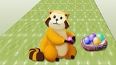 Painter 8 動物練習:小浣熊m.JPG