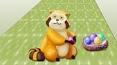 Painter 8 動物練習:小浣熊n.JPG