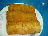 2009.04.25祥鈺港式茶樓:2009.04.25祥鈺-鮮蝦豆腐卷.JPG