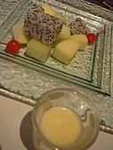 2009.09.06西堤:2009.09.06西堤水果沙拉+優格.JPG