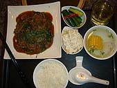 2009.10.30韓味屋:2009.10.30韓味屋-炒羊肉套餐.JPG