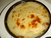 2009.09.06西堤:2009.09.06西堤 開胃菜蘑菇+方塊土司.JPG