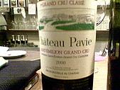 Wine-France:2007.12.28 -Pavie-Ole-克拉拉.jpg