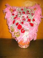 紅玫瑰手工精油皂花禮設計 - 花禮設計