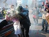 馮鵬結婚:眾人的祝福