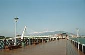 淡水陰天一日遊:漁人碼頭