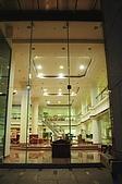 淡江圖書館:透明的玻璃