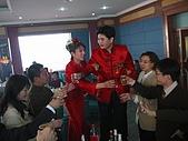 馮鵬結婚:快快敬酒