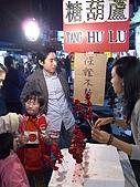遊走嘉義文化夜市:糖葫蘆