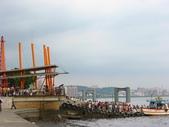 士林官邸 和 台北:淡水渡輪-...