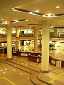 淡江圖書館:華麗的館內設計