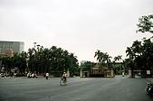 台大走走:台灣大學校門口