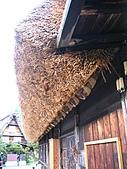 20070425合掌村:很厚的屋頂