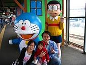 20060728北海道:146小叮噹和大雄.jpg