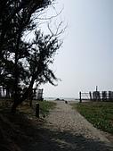 20071229四草安平白鷺灣:好熱的冬天
