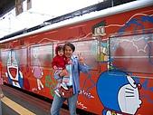 20060728北海道:147第四節車廂是小朋友遊戲專用車廂.jpg